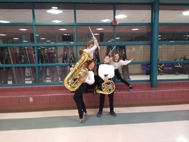 MSBOA District One Honors Band