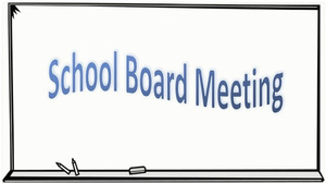 Public Notice of Regular Board Meeting and Agenda for September 14, 2020
