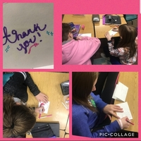 7th grade Ethics teaches about GRATITUDE