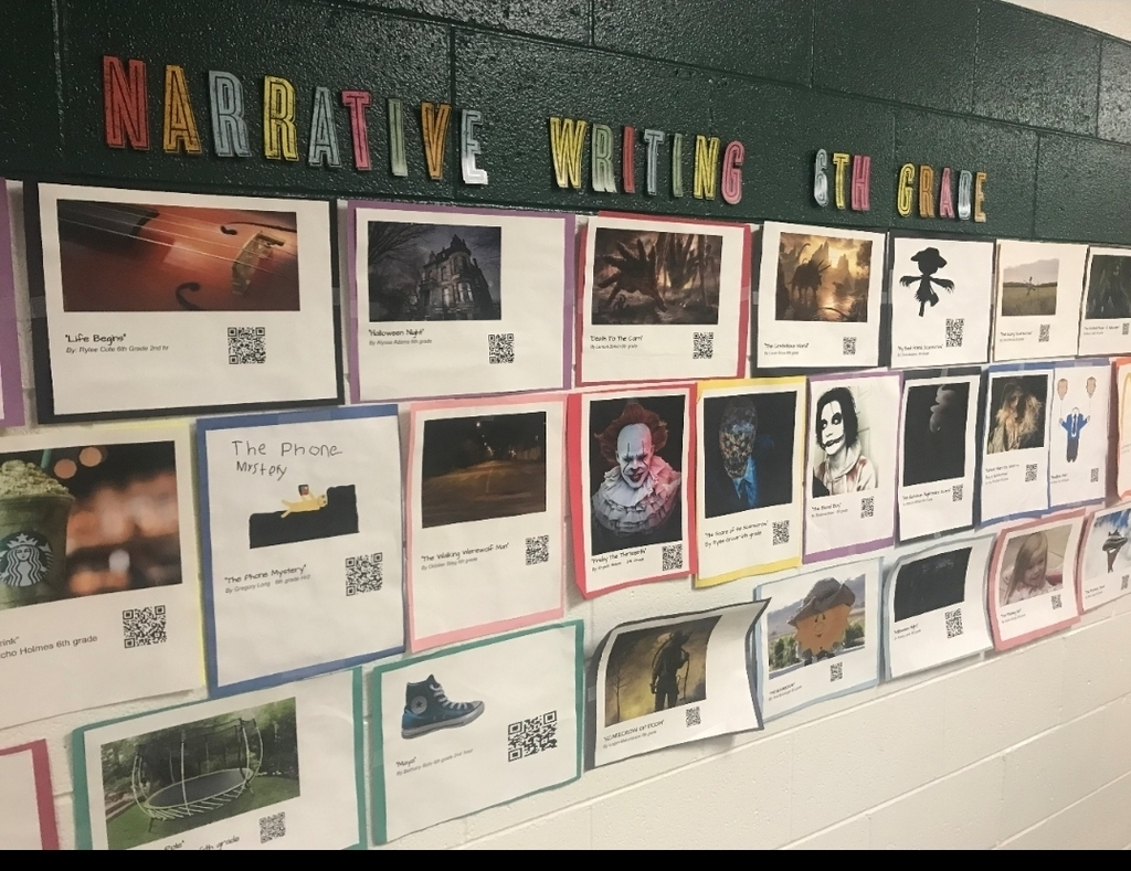 Narrative Writing - 6th Grade
