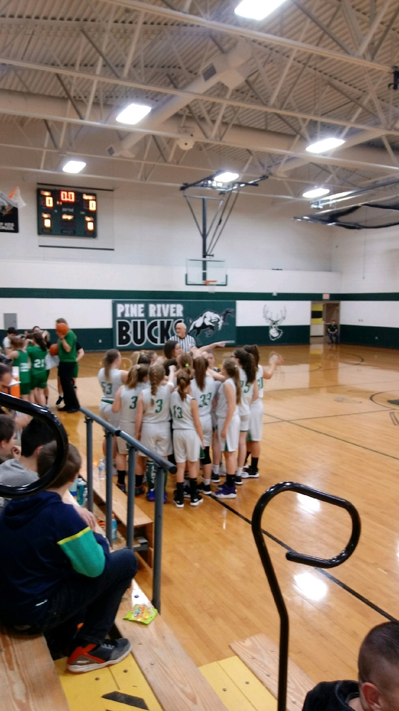 7th Grade Lady Bucks